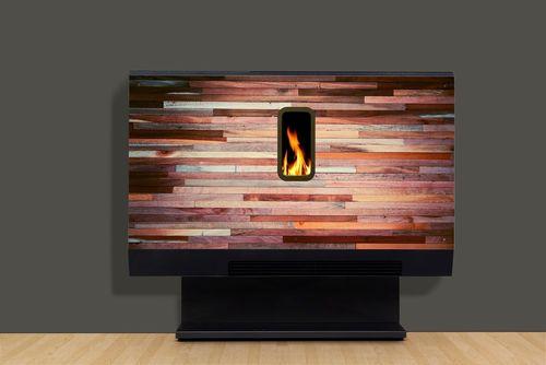 pelletofen luftf hrend. Black Bedroom Furniture Sets. Home Design Ideas