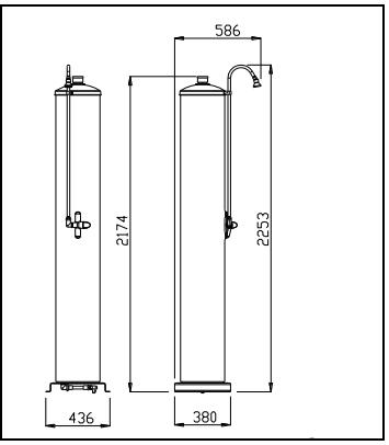 duschkabine mit boiler perfect mobile duschkabine dusche mieten mit boiler with duschkabine mit. Black Bedroom Furniture Sets. Home Design Ideas