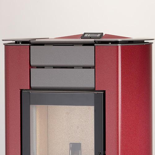 pelletofen 14kw sabina. Black Bedroom Furniture Sets. Home Design Ideas